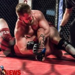Ross Stockdale gets a kimura submission win at WCC 16