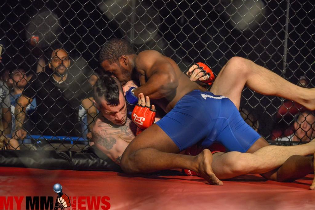 Sharif Jones: He knows damn well he can't beat me