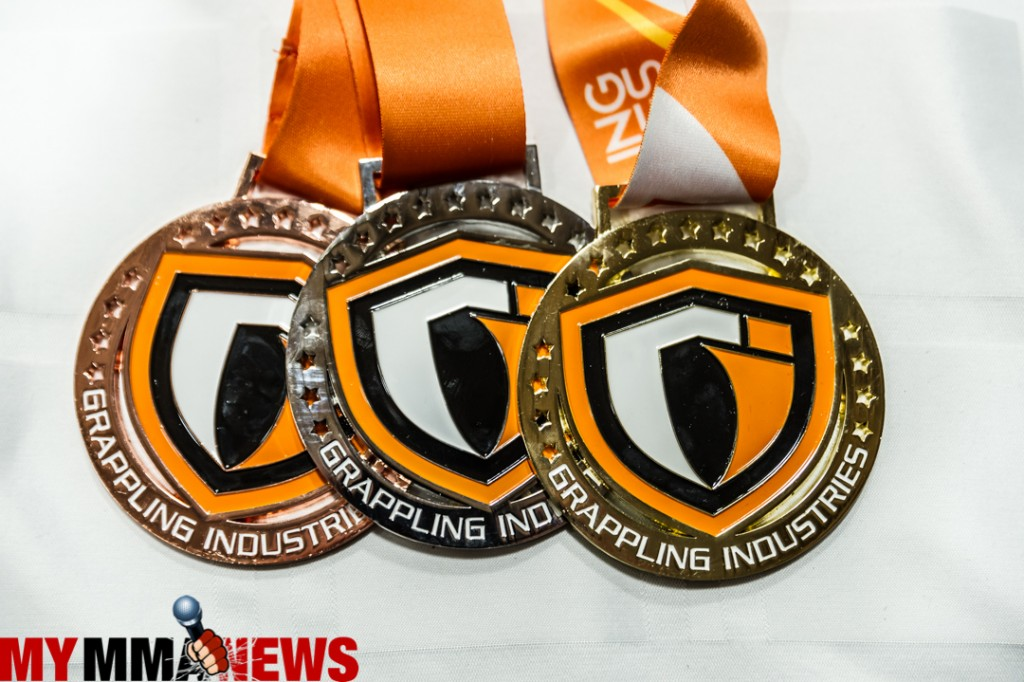 Grappling Industries BJJ Tournament in Manhattan Photo Gallery – (Part 1)