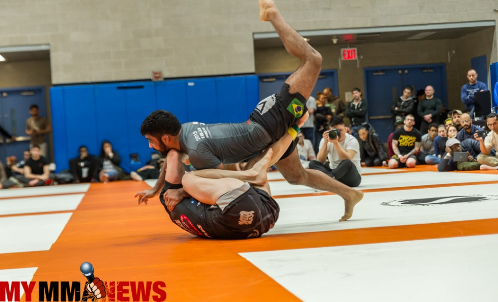 Grappling Industries BJJ Tournament in Manhattan Photo Gallery – Super Fight