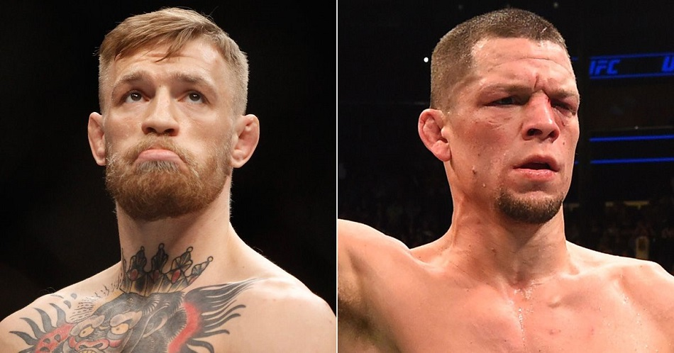 Conor McGregor vs Nate Diaz