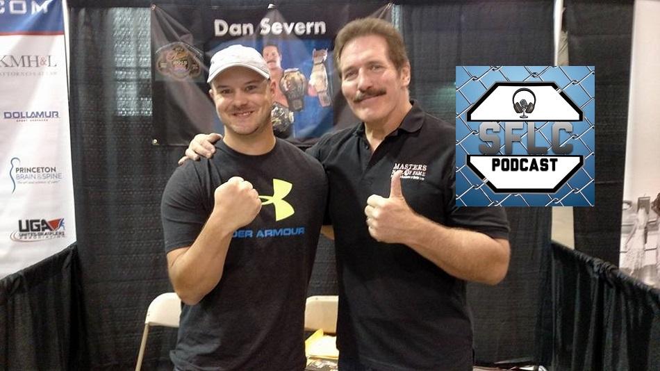 "SFLC Podcast with Dan ""The Beast"" Severn"