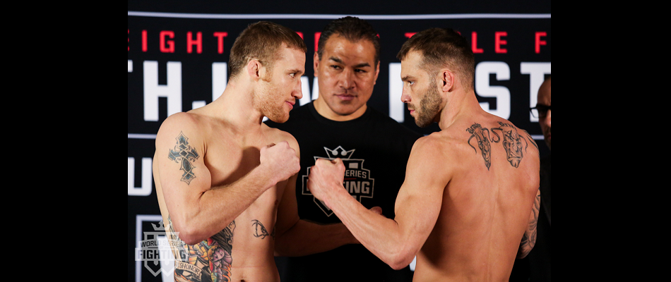 WSOF 29 weigh-in results