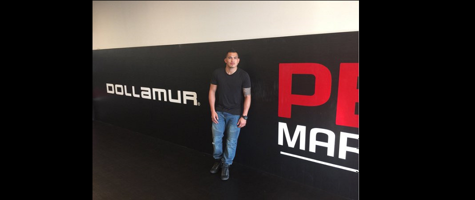 Dollamur Sport Partners With Former UFC Champion Anthony Pettis