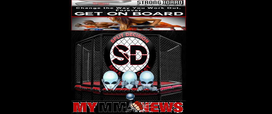 Split Decision MMA Podcast: UFC Fight Night Brisbane, UFC 200 Rumors