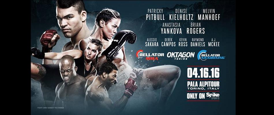 Broadcast Details Revealed For Bellator's Historic International Event