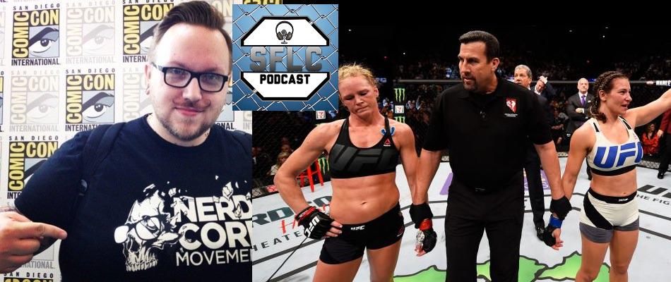 Damon Martin recaps UFC 196 on the SFLC Podcast