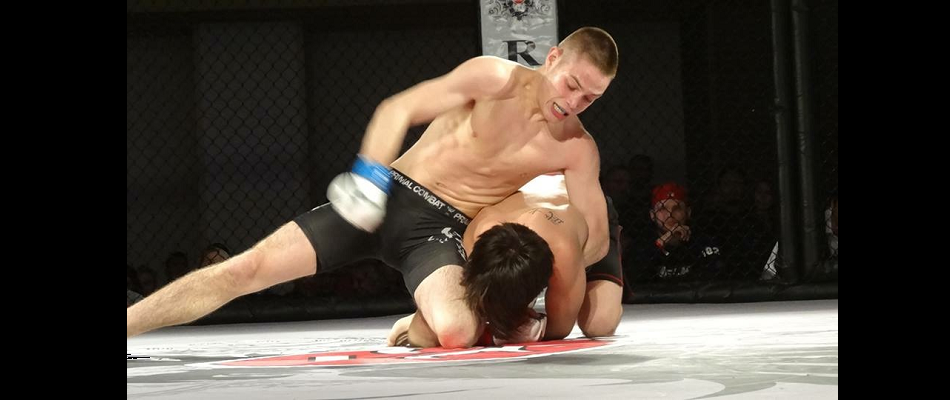 Amateur MMA Profile:  17 year old Mathew Anderson has 13 fights under belt