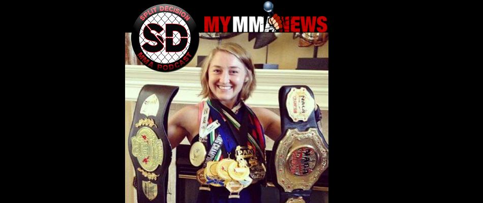 Split Decision MMA Podcast: Kelly Faszholz Interview