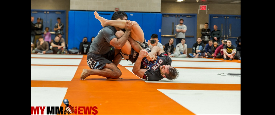 New York Jiu-Jitsu Championships March 25 at The Sports Arena