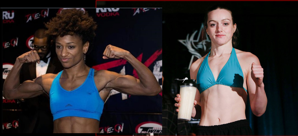 Invicta FC 16 adds Angela Hill and Aspen Ladd