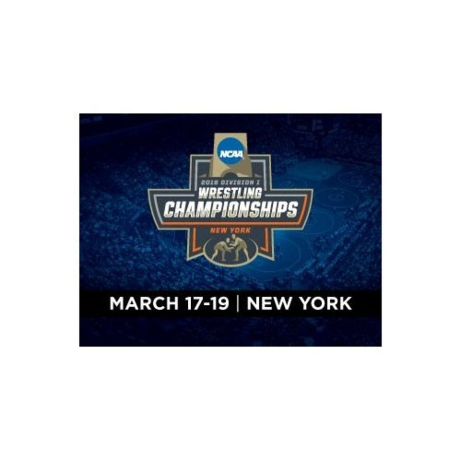Tom & Jake Ryan (OH State) vs. John & Joseph Smith (OKST) in Round One of the NCAA DI Wrestling Championships