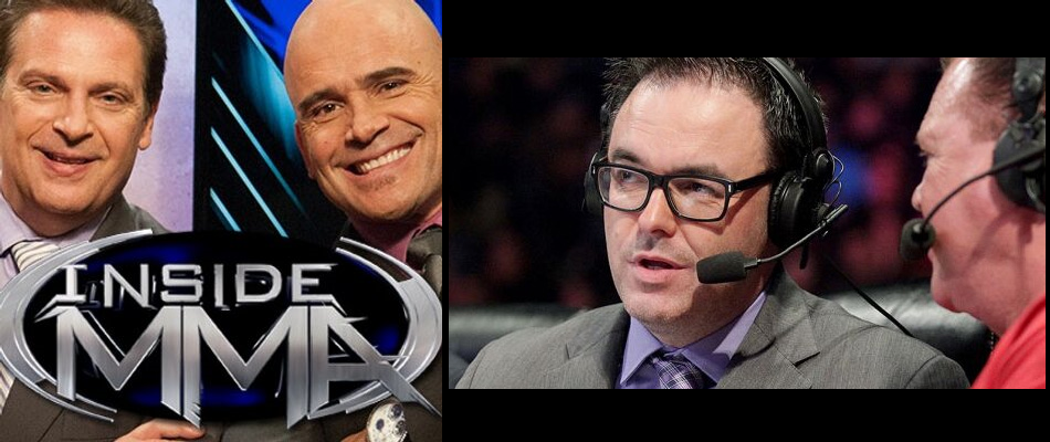 Mauro Ranallo to replace Kenny Rice on Inside MMA