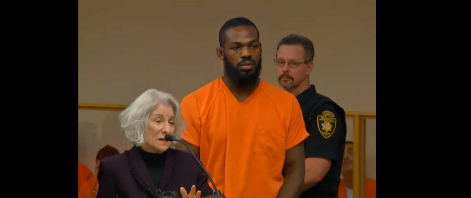 Jon Jones takes plea deal in drag-racing charges