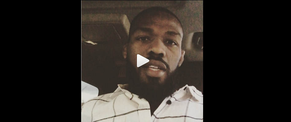 Jon Jones sends message to Conor McGregor following UFC 196 loss