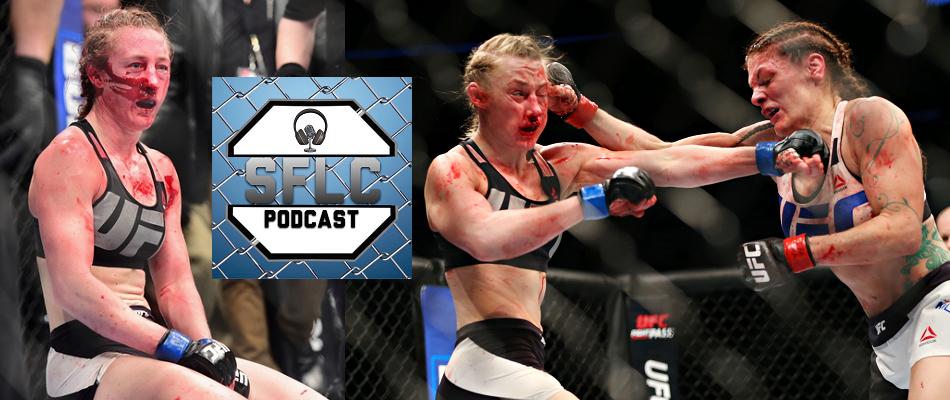 SFLC Podcast – Ep. 105: Kelly Faszholz recaps war with Lauren Murphy