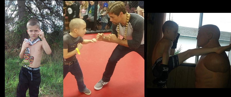 6-Year Old Future MMA Star – Tristin Hansen