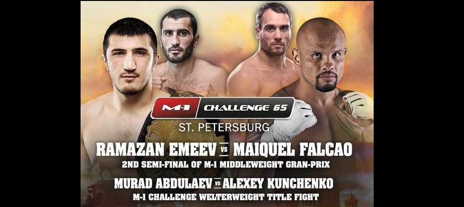 M-1 Challenge 65 Update for April 9 in St. Petersburg, Russia