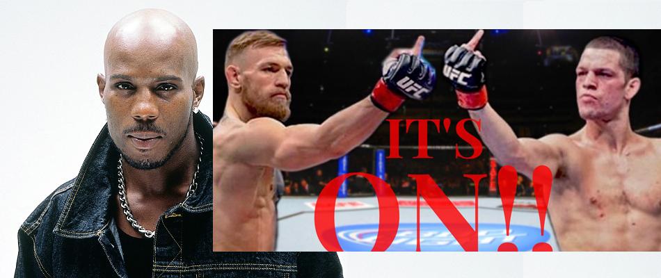 DMX UFC 196