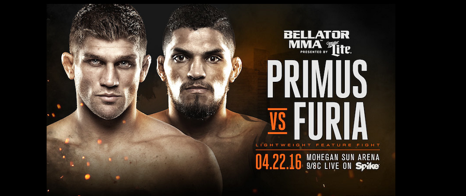 Lightweight Bout Added to 'Bellator 153' Main Card