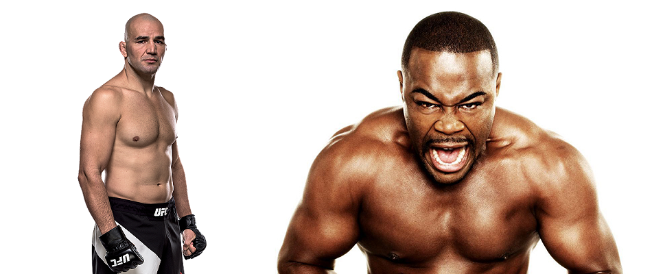 Glover Teixeira vs Rashad Evans