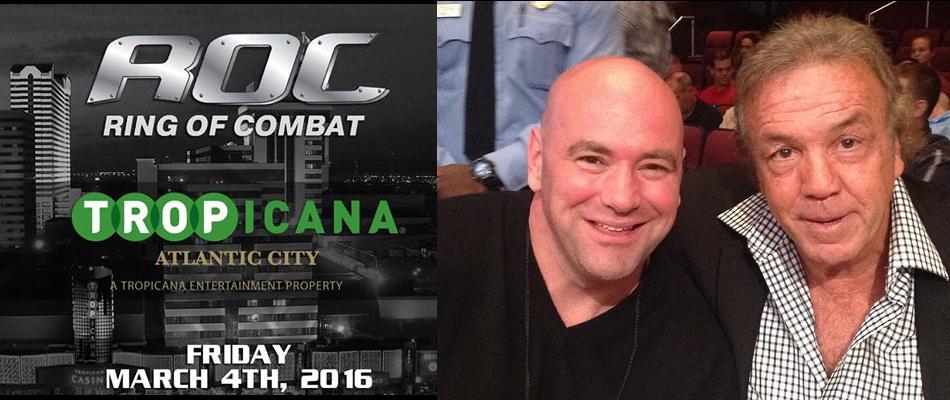 Ring of Combat 54 Preview, March 4 – Tropicana – Atlantic City, NJ