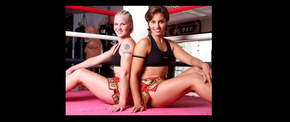 Lion Fight signs elite prospect Antonina Shevchenko