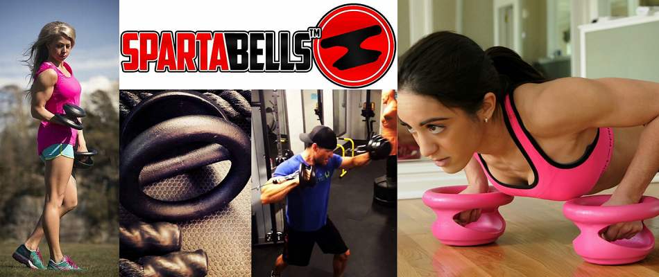 SpartaBells – High intensity workout that saves space and time