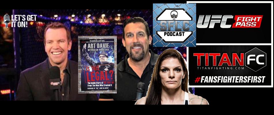 SFLC Podcast – Sean Wheelock & #BeatTheFightGuys w/ Lauren Murphy