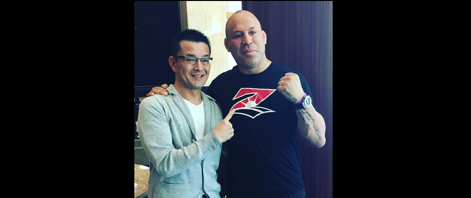 RIZIN FF Signs Wanderlei Silva, Announces Seven Fighters For April 17 Event