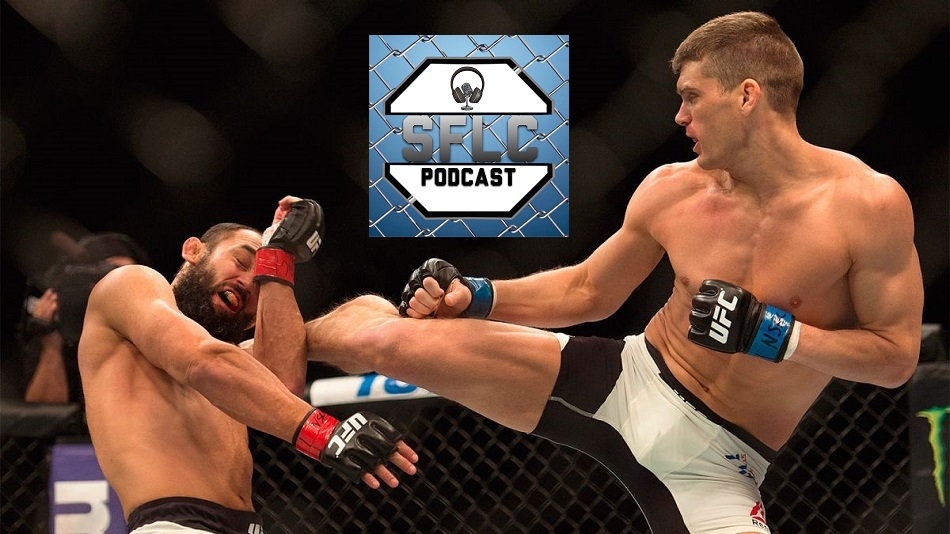 "SFLC Podcast – Episode 124: Stephen ""Wonderboy"" Thompson"