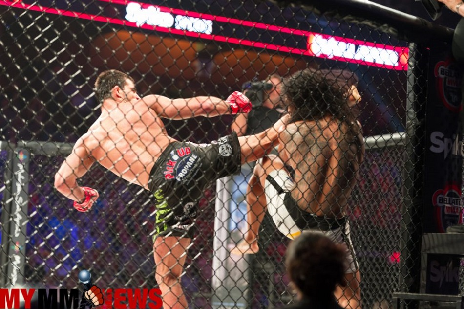 Complete Bellator 153 Photo Gallery:  Koreshkov vs Henderson