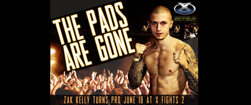 Zak Kelly Discusses Highly Anticipated Pro Debut