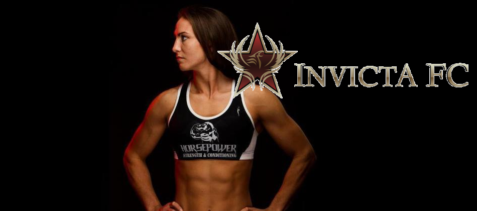 Kaitlin Young is Invicta Matchmaker