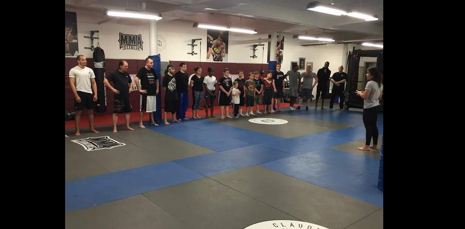 In Depth Look at Claudia Gadelha's new BJJ & MMA gym