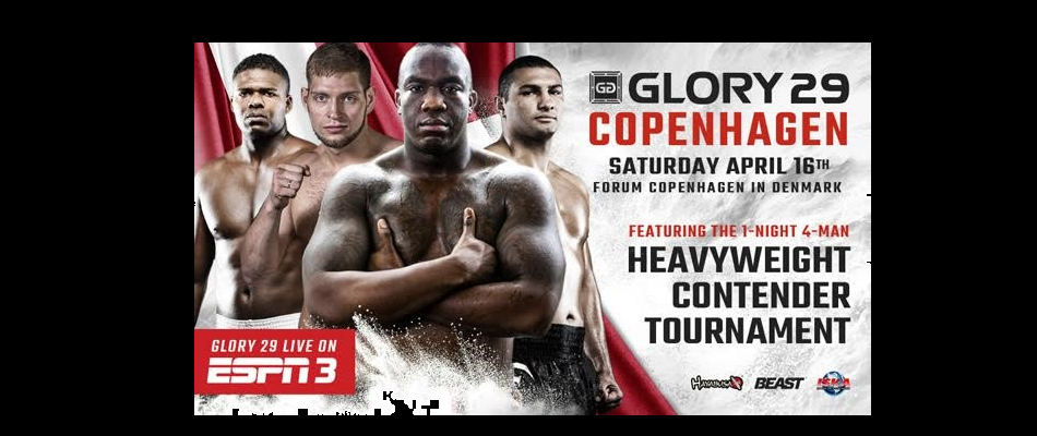 GLORY 29 heavyweight tournament adds Kirill Kornilov