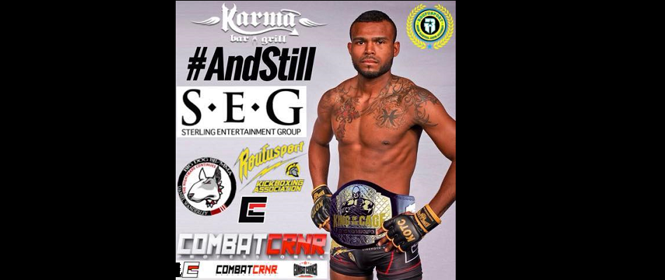The Champ is HERE – Jordan Griffin Continues KOTC Bantamweight Reign