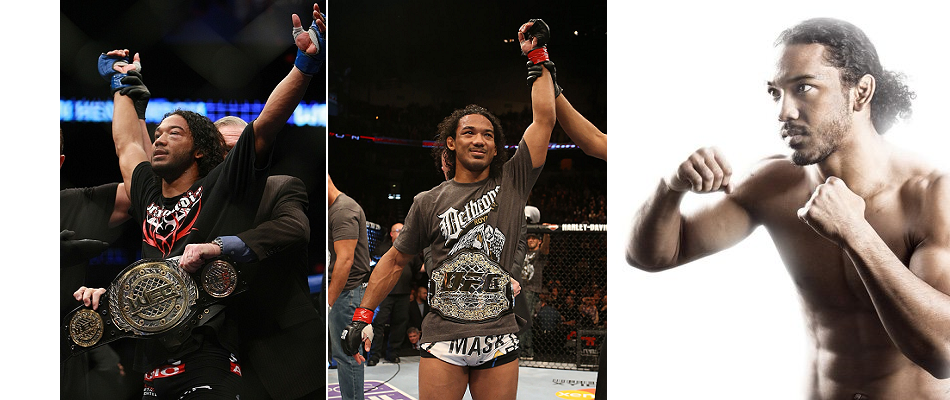 Benson Henderson Could Be First UFC, WEC, and Bellator Champ