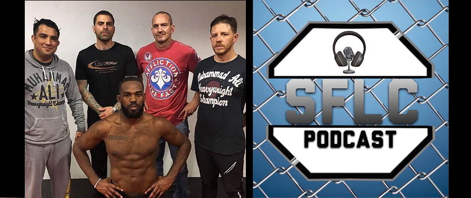 Lou Giordano & Brandon Gibson talk working with Jon Jones