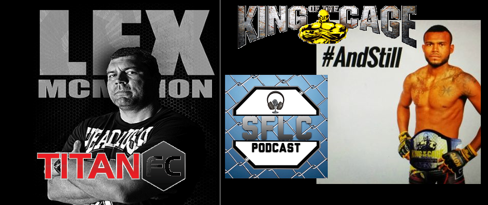 SFLC Podcast: Episode 117 – Lex McMahon & Jordan Griffin