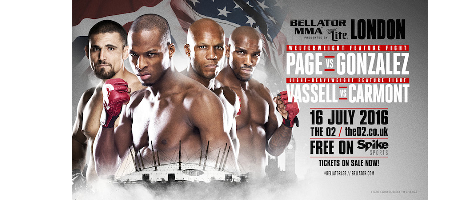 Two Explosive Bouts Added to Bellator 158: London on July 16