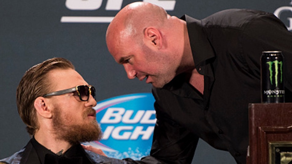 Dana White pulls Conor McGregor from UFC 200