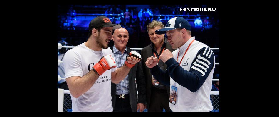 Ramazan Emeev vs. Alexander Shlemenko will fight at M-1 Challenge 68