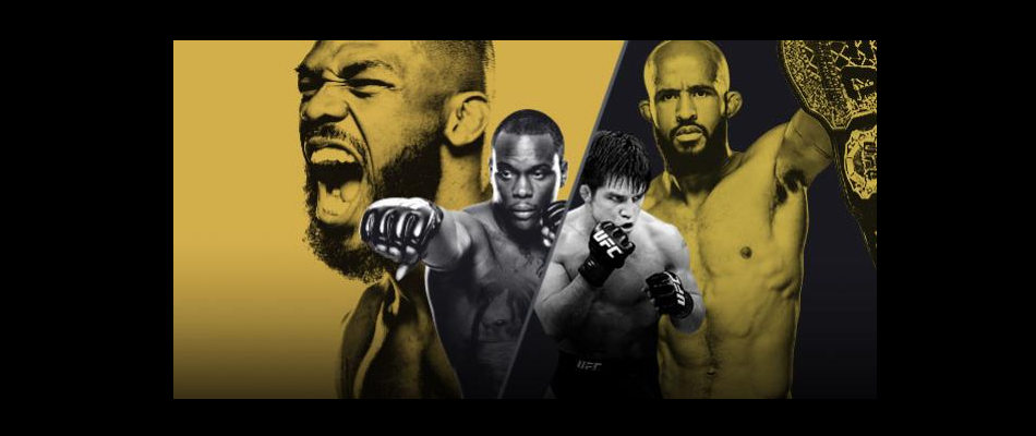 UFC 197: A Look At The Co-Headline Events