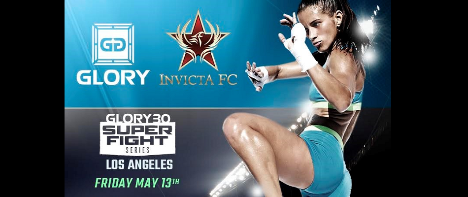 "Tiffany ""Time Bomb"" Van Soest Joins Invicta FC MMA and GLORY Kickboxing"