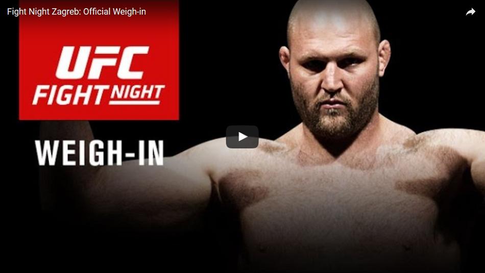 UFC Fight Night Zagreb