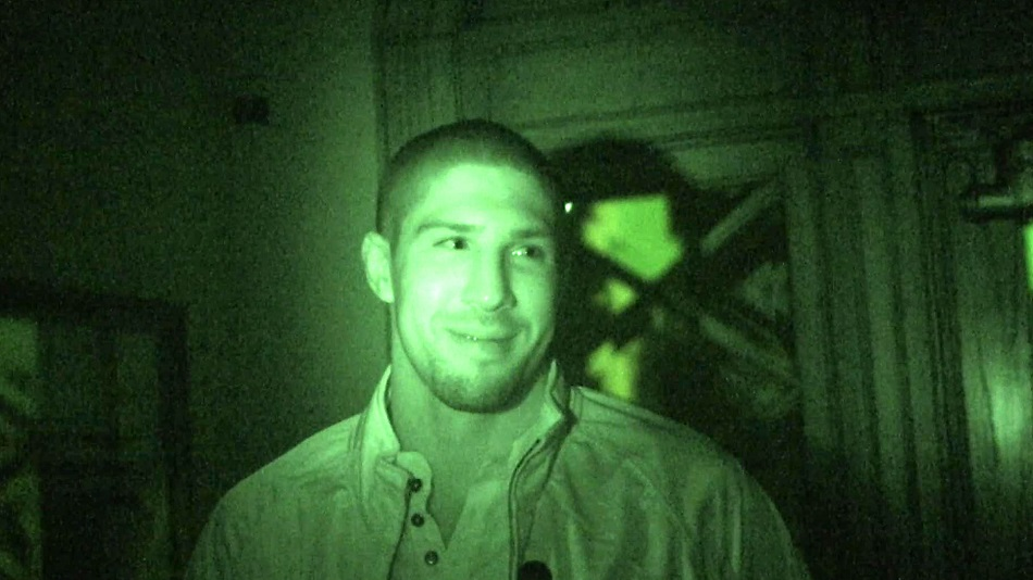 Brendan Schaub on Ghost Adventures