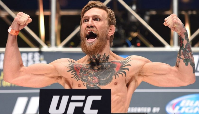 Could a Superfight be on the cards for McGregor?