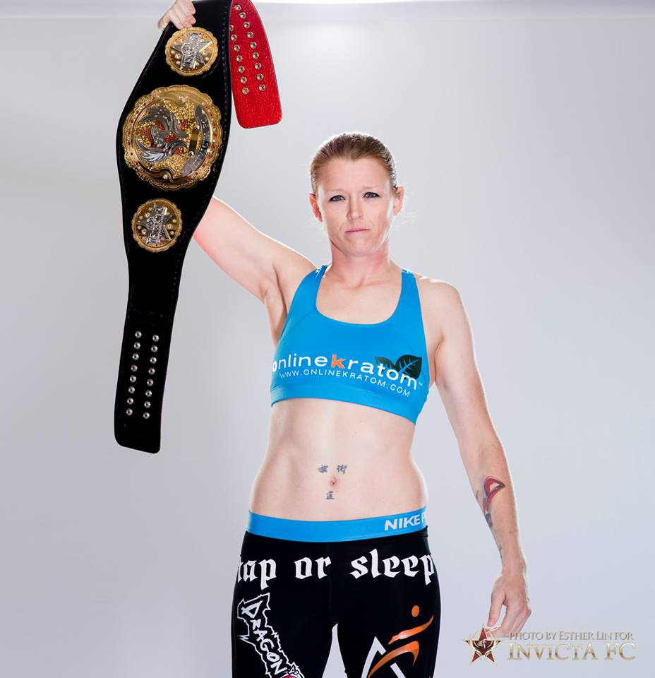 Invicta FC 17 Results – Evinger vs Schneider, Souza vs Hill