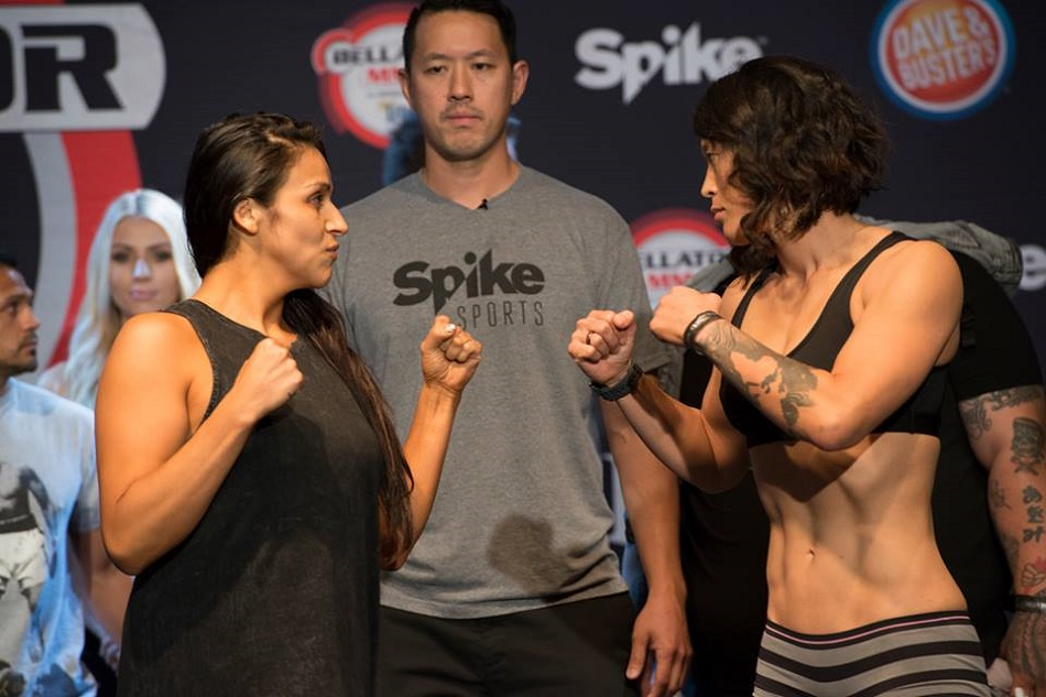 Veta Arteaga vs. Jackie Vandenburgh - Watch Bellator 155 preliminary bouts here beginning at 7pm EST